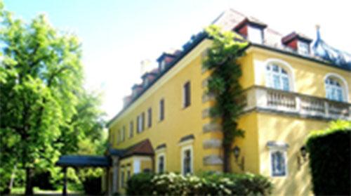 Замок - вилла рядом с Инсбруком, Австрия