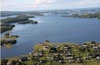 Остров в Карелии, Россия