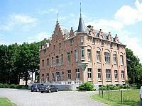 Старинный замок в Бельгии, в часовой доступности от Брюсселя, столицы Европы.