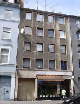 5-ти этажный доходный дом в Дюссельдорфе, Германия