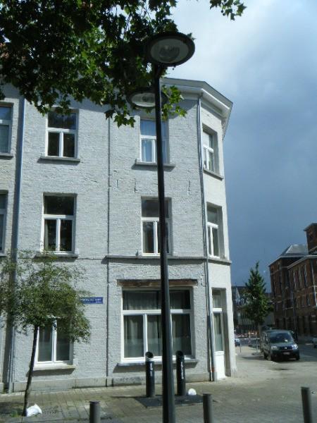 Студенческое общежитие в Антверпене, Бельгия