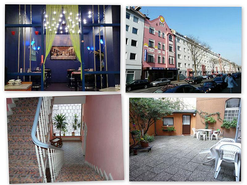 Редкое предложение - гостиница на 21 номер в самом центре Дюссельдорфа, Германия