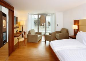 Замечательная гостиница 4 звезды на юге Германии