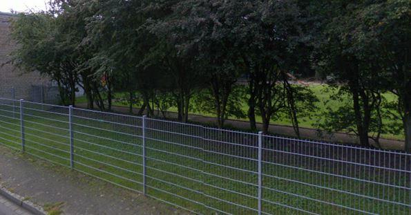 Участок земли в Дюссельдорфе, Германия