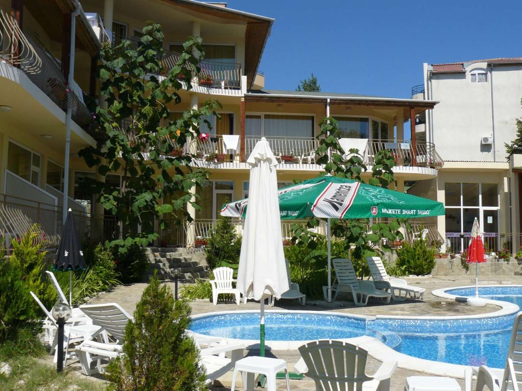 Семейный отель 3 *, Болгария, Золотые Пески.