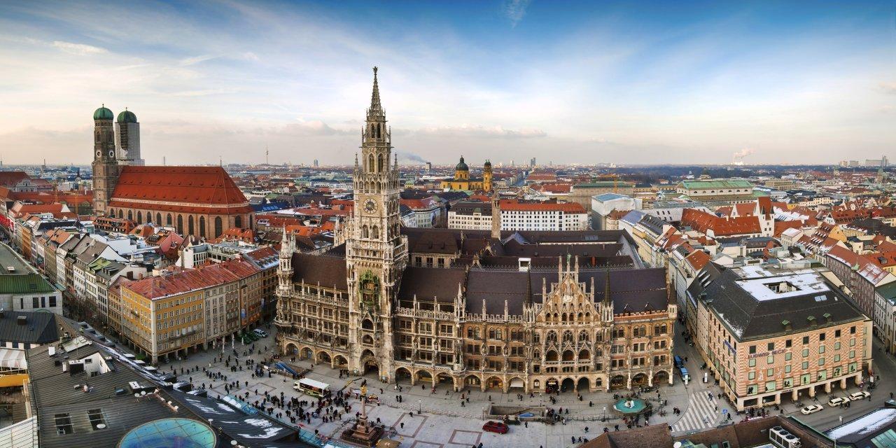 Четырехзвездочный отель расположенный в центре Мюнхена.