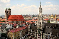 Гостиница в центре Мюнхена, в старом городе