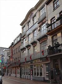 Отель с рестораном на бельгийском побережье