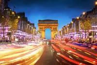 Гостиница с рестораном в Париже