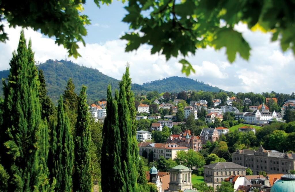Очень привлекательные предложения гостиниц в Баден-Баден, Германия