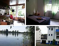 Ухоженная гостиница на юге Германии
