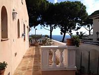 Вильфранш сюр мер, вилла с видом на Кап Ферра.