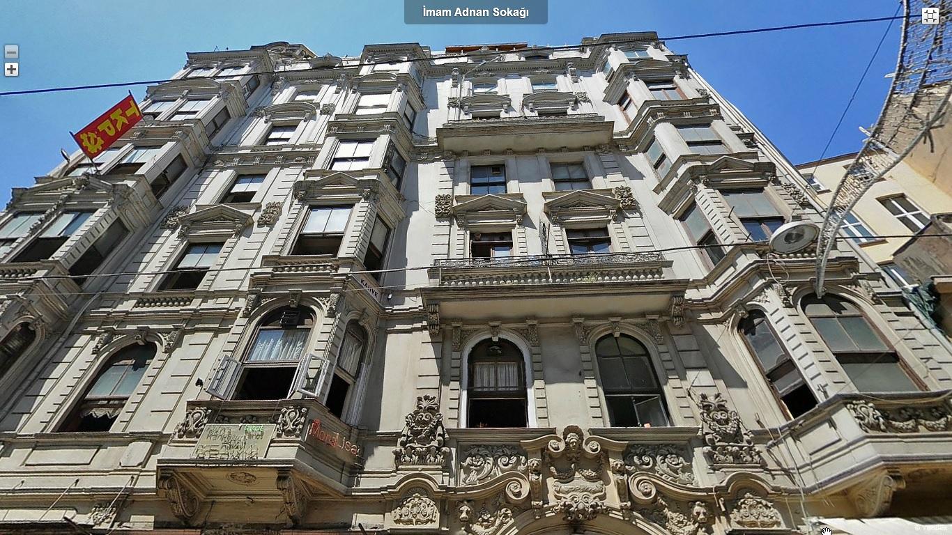 Историческое здание на продажу в Стамбул Турция