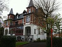 Гостиница на бельгийском побережье