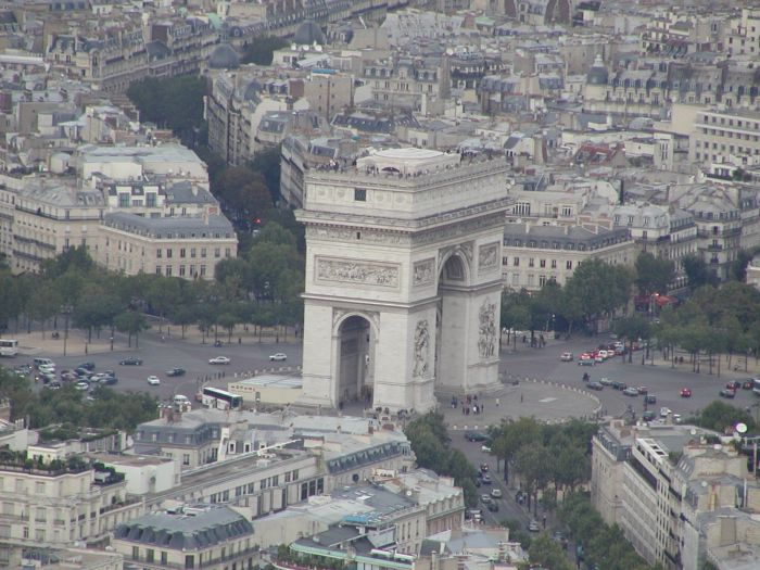 Гостиница экстра класса, известна во всем мире, центр Парижа.