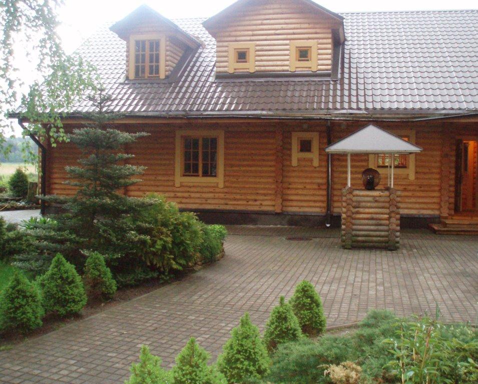 База отдыха в Литовской Республике на границе с Республикой Беларусь