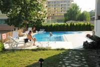 Гостиница у моря в Болгарии