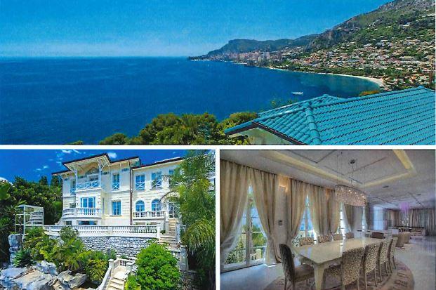 Очаровательная вилла рядом с Монако