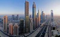 Две гостиницы в Дубаe, ОАЭ