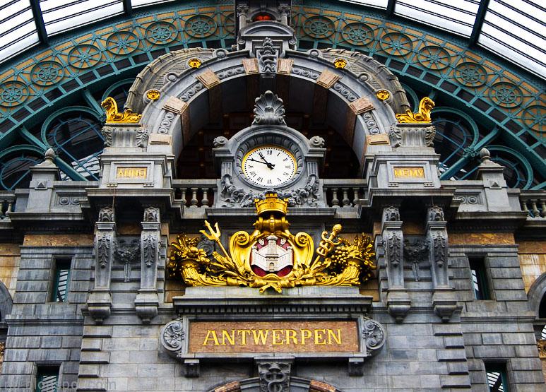 Современная гостиница  в Антверпене, мировой столице бриллиантов!