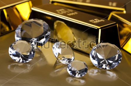 Компания по золоту и алмазам в Дубаи, ОАЭ