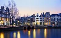 Гостиница в историческом центре Амстердама, Голландия