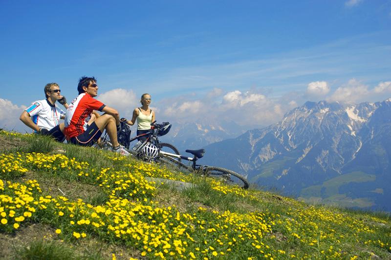 Альпийская гостиница рядом с Зальцбургом, Австрия