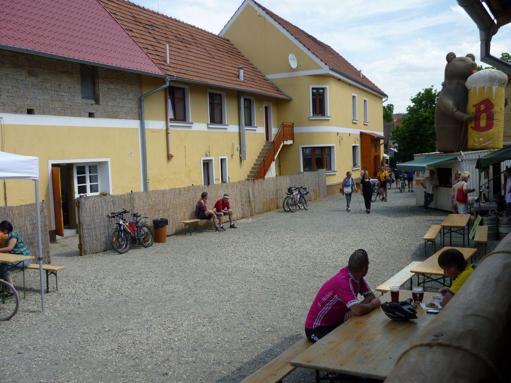 Действующий бизнес в Чехии - пивоварня с рестораном, мини-отелем и спортивным залом.