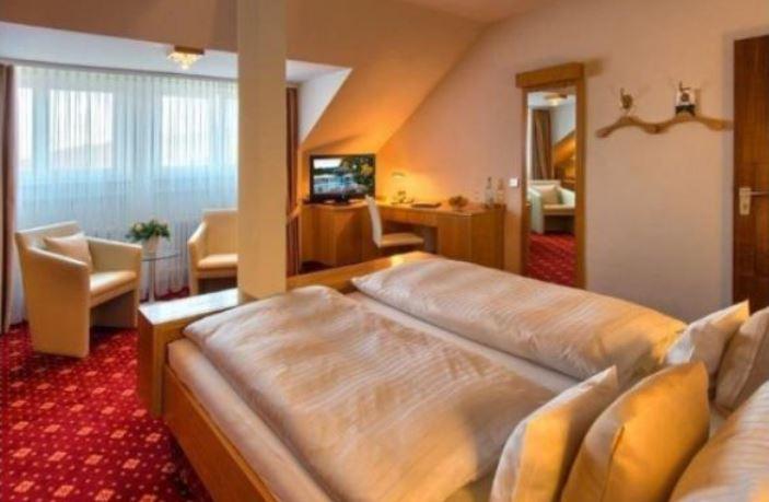 Привлекательная гостиница, Германия