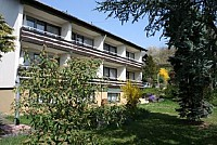 Гостиница на курорте в Германии