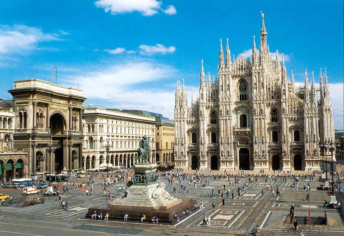 Гостиница в самом центре Милана, Италия
