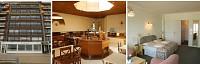 3-х звездочный отель c квартирой у моря в Бельгии