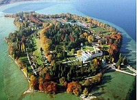 Остров в Турции