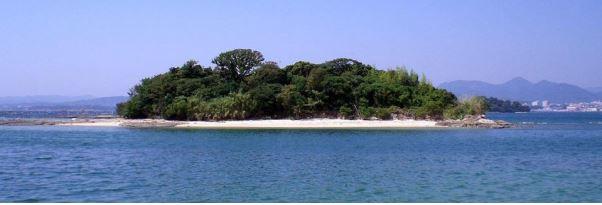 Остров рядом с Японией