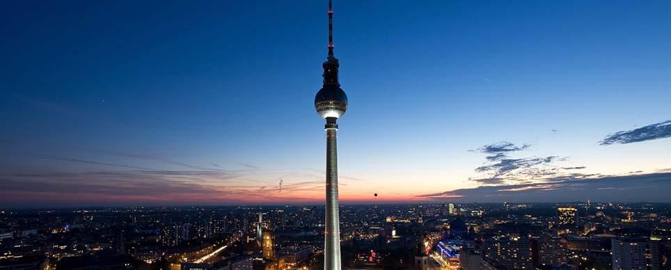 Гостиница - вилла в Берлине
