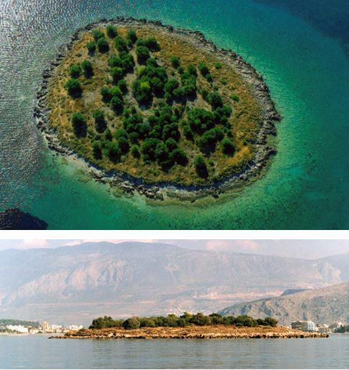 Остров в Греции