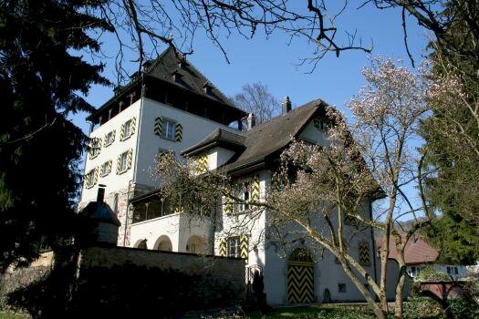 Замок в Швейцарии в 30 мин. от Цюриха
