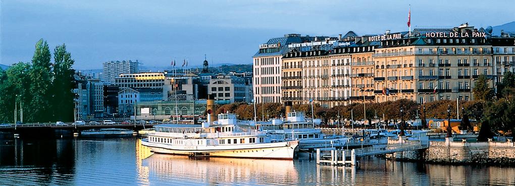 Буржуазный известнейший дом (здание) в Женеве – идеальный объект для капиталовложений.