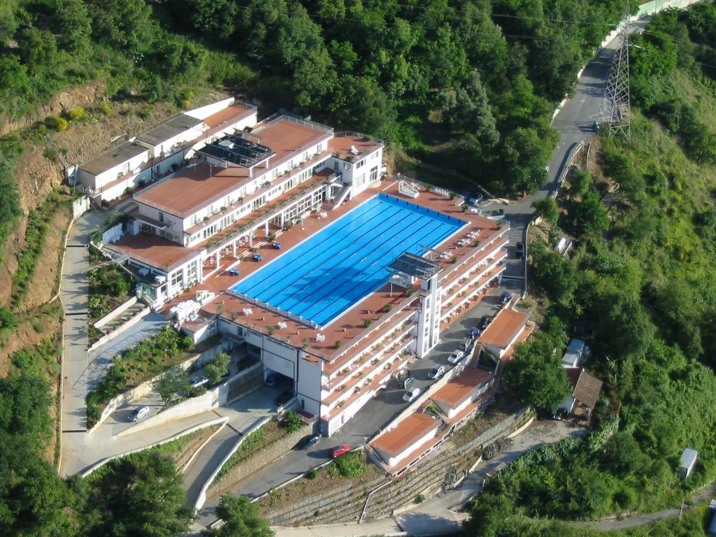4-звездочная  гостиница в Калабрии, Италия