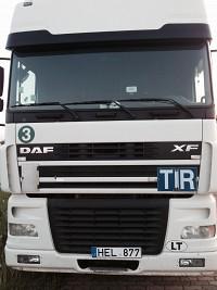 Продается транспортная лицензированная компания в Литве с собственным автопарком