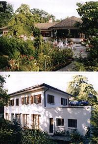 Гостиница с рестораном в кантоне Женева, в 20 мин. от центра Женевы, Швейцария.