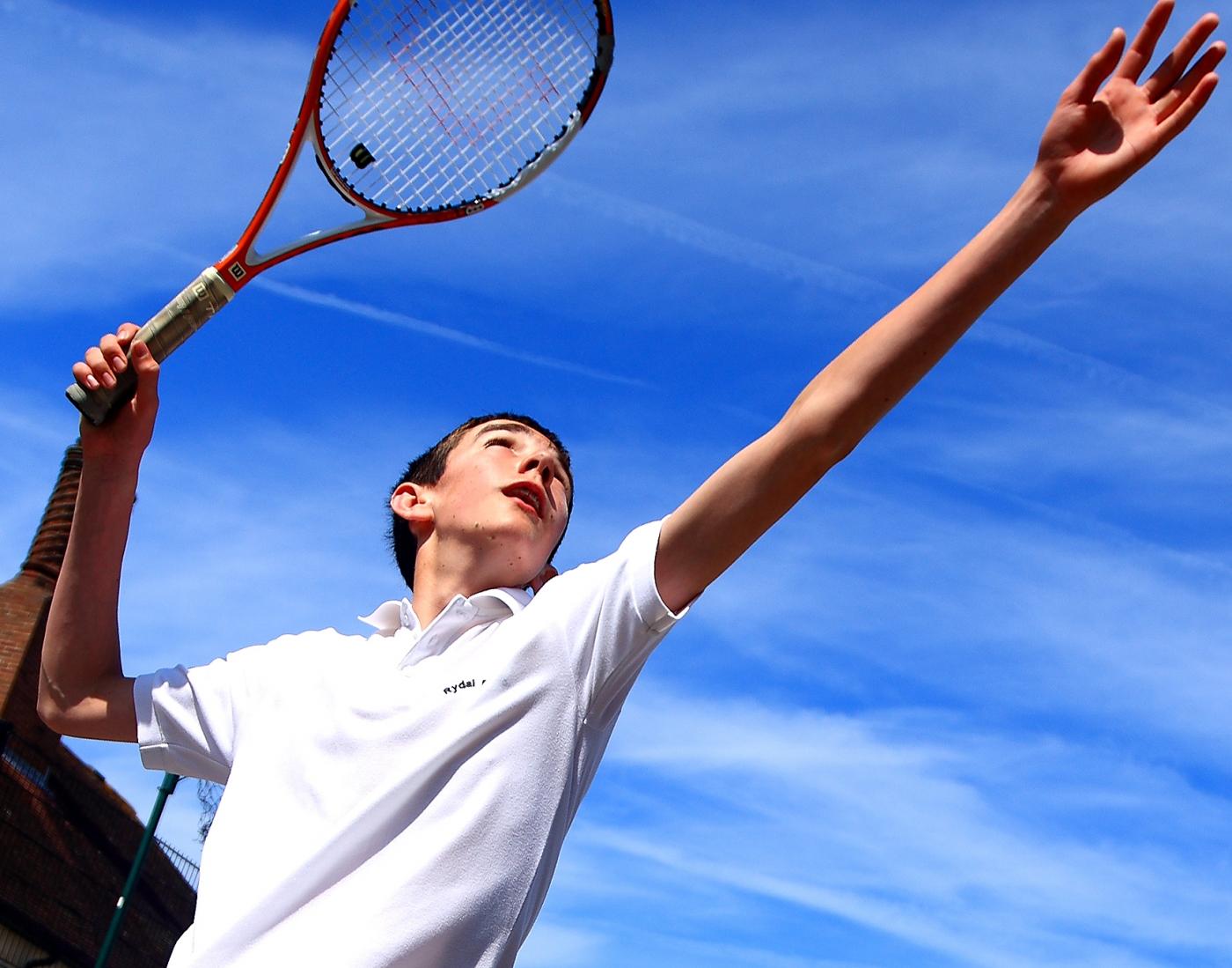 Теннисные корты и квартира в Германии