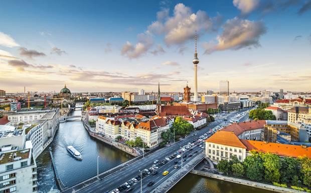 Гостиничный бизнес в центре Берлина