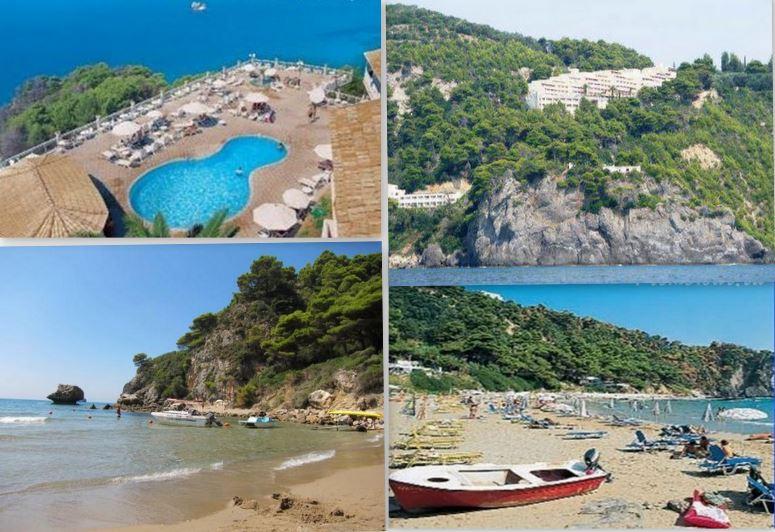 Гостиница на острове КОРФУ в Греции - истинная жемчужина.