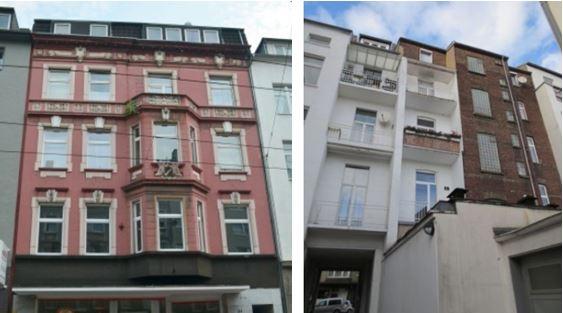 Доходный дом в Дюссельдорфе