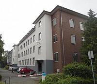 Два здания в Бонне