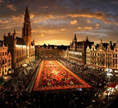 Отличная гостиница в Брюсселе – всего в одном км от здания Еврокомиссии