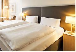 Небольшая гостиница в Дюссельдорфе