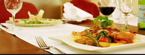 Итальянский ресторан в Германии