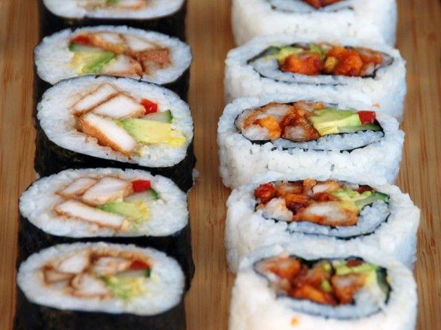 Магазины суши в Германии